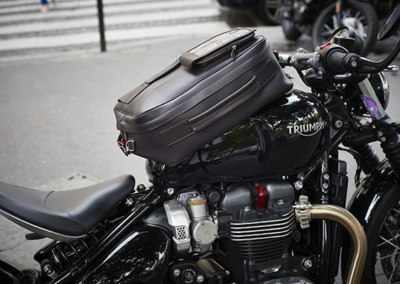 sacoche Moto-Sellerie Georges